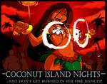 Fire Dances of Cocanut Island
