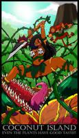 Hula-Girl Aint on the Menu by ShoNuff44