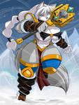 ANTCOW COM. Winter Warrior Audhild