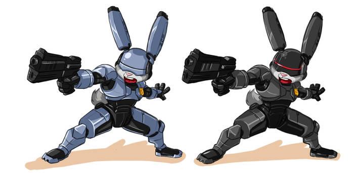 Robo hopps