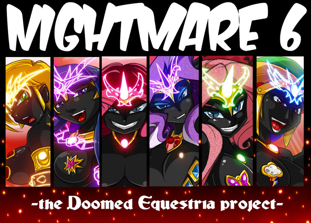 Nightmare 6 Teaser by ShoNuff44
