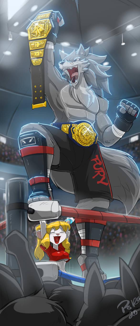 Champion SHRED
