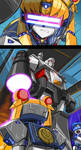 Sailor Moon meets Megatron.