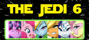 THE JEDI 6 NOW AVAILABLE