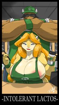 Mrs. Bull will take your Starbucks Order now
