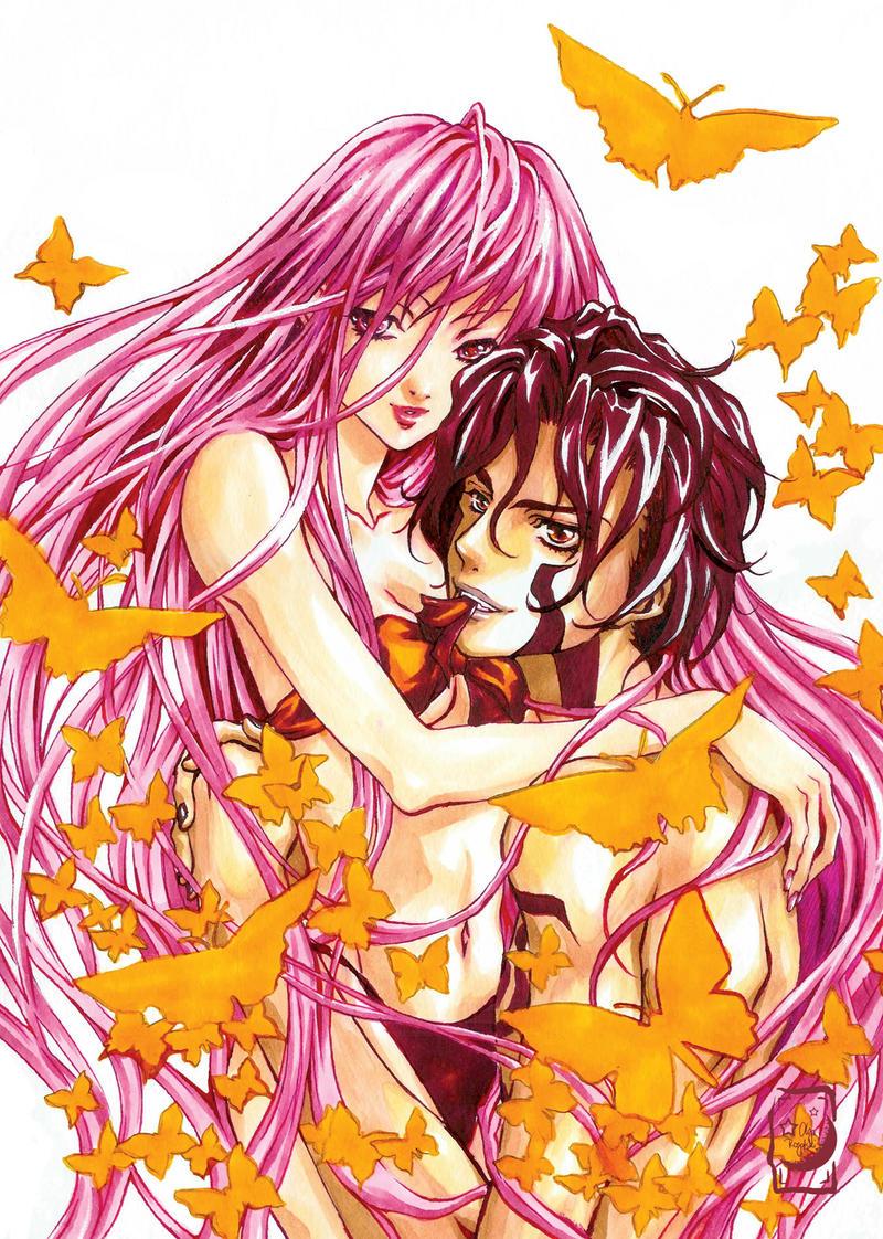 Lili and Iye by jd-ayane