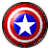 Avatar: Captain America Shield by FantasyStockAvatars