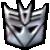 Avatar: Decepticon Symbol by FantasyStockAvatars