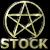 AVATAR: Gold Stock Pentacle by FantasyStockAvatars