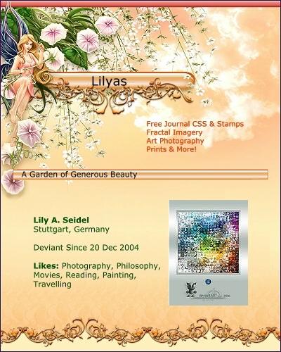 Lilyas' dA ID Contest Entry 4 by FantasyStockAvatars