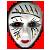 Avatar: Mardi Gras Mask 4 by FantasyStockAvatars