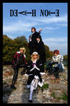 Deathnote cosplay group Lucc09