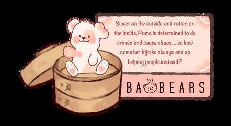 [Baobears] pomo recipe card
