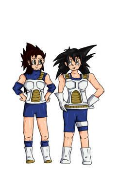 Kinoko and Ninniku