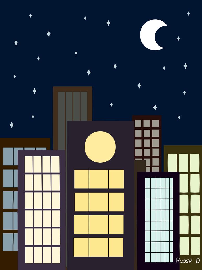 Skyline by Blackfoxross