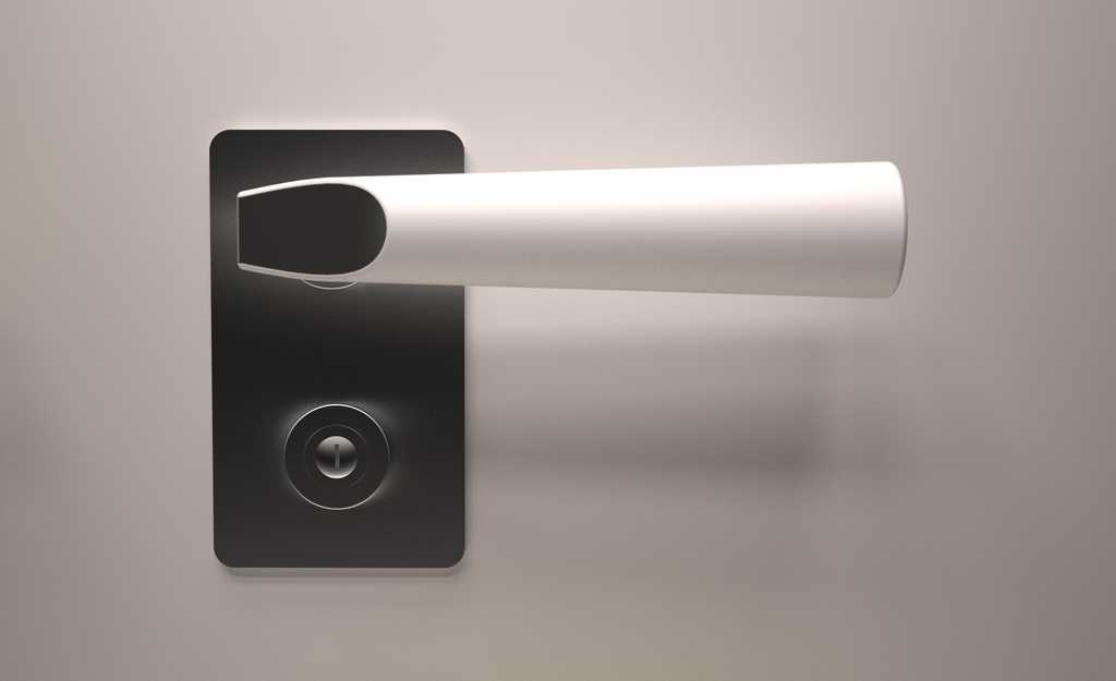 Door Handle Design 1 By Naviru On Deviantart