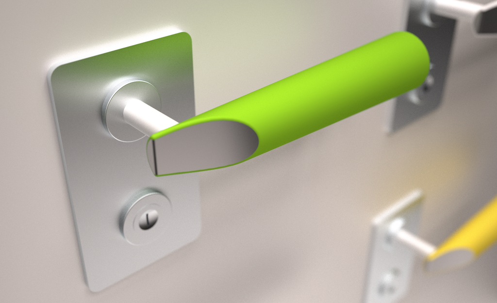 Door Handle Design 2 By Naviru On Deviantart