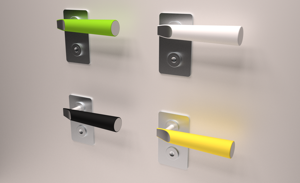 Door Handle Design 3 By Naviru On Deviantart