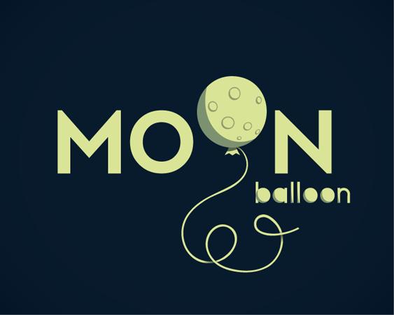 Moon Balloon by michaelspitz