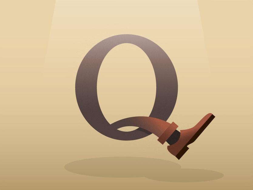 Leggy Q by michaelspitz