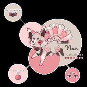 Foxfan: Nar [MYO] by iEmme