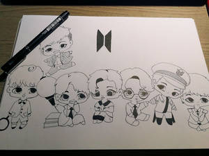 BTS: WIP [project]