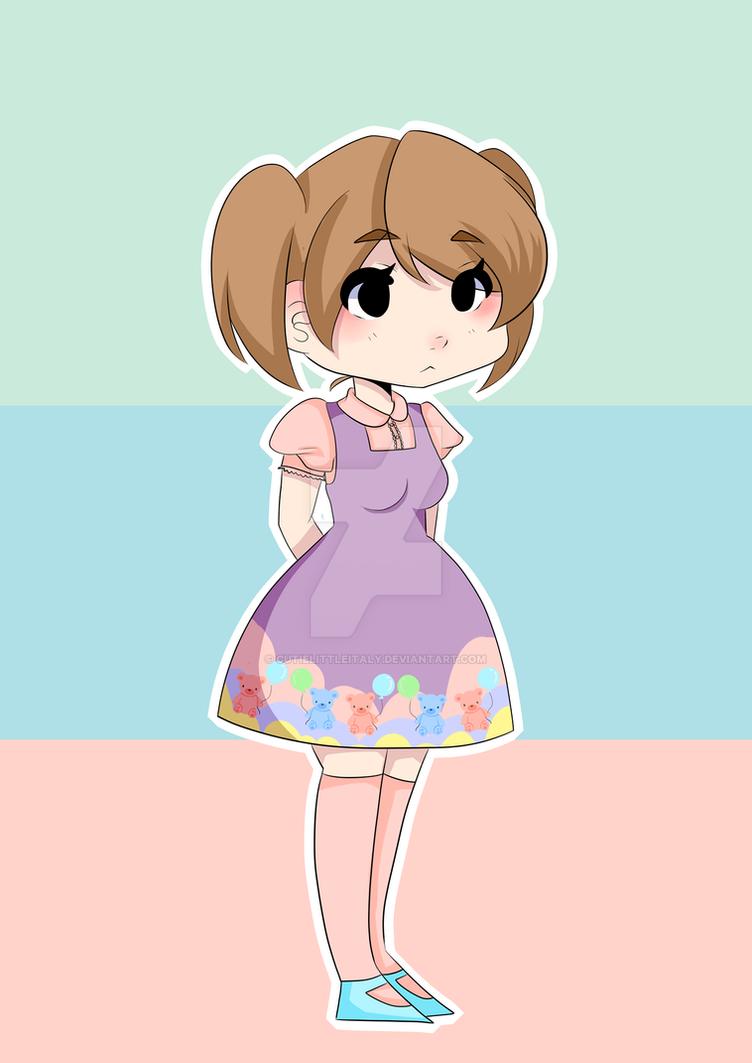 Sweet Lolita by CutieLittleItaly