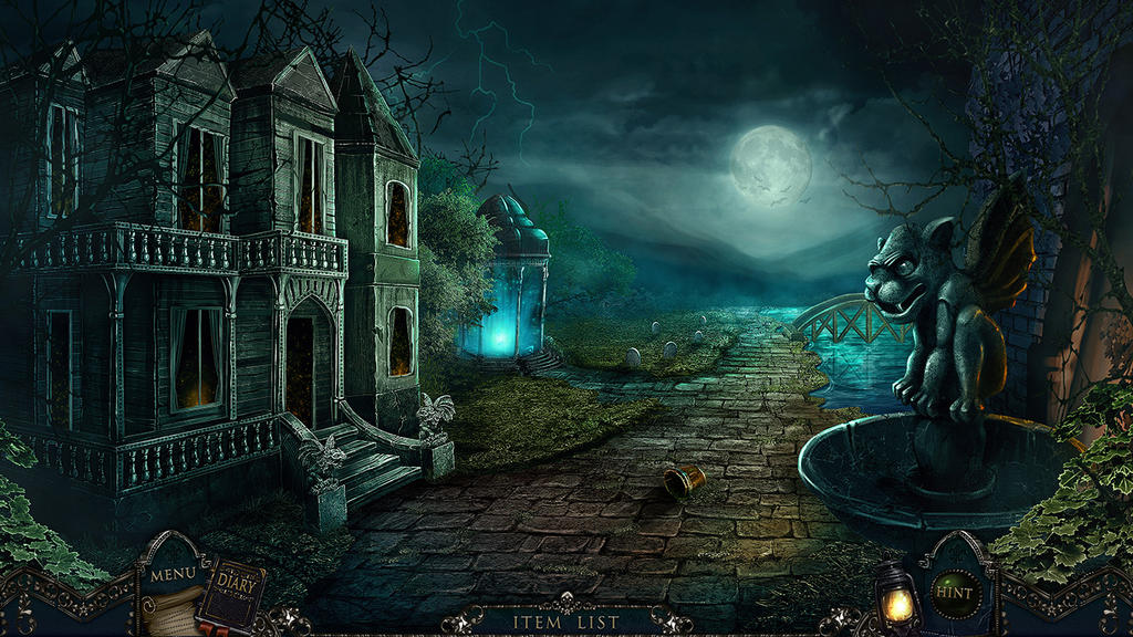 Dark Shadows by krayisako