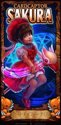 Cardcaptor Sakura Fan art
