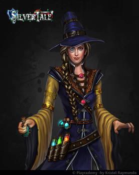 Silver Tale Alchemist