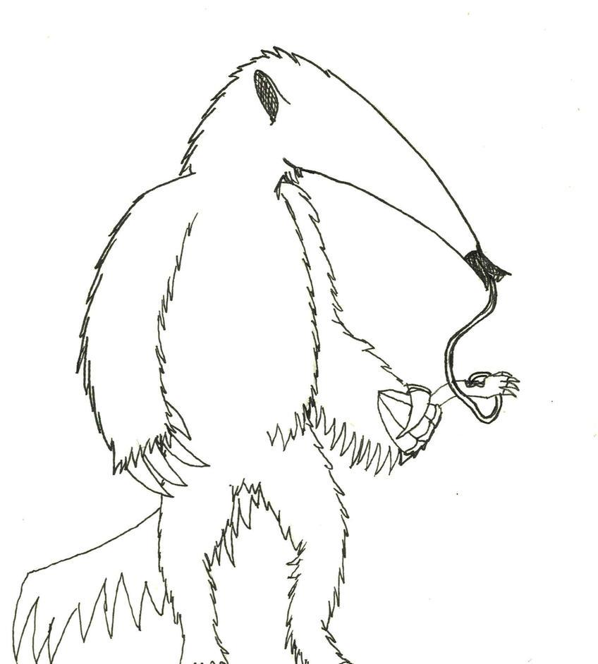 Forgotten Beast Zulban by Axol-The-Axolotl