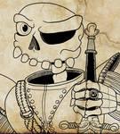 Sir Daniel Fortesque of Gallowmere by The-Albino-Axolotl