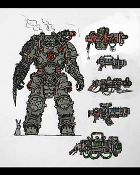 Doom Slayer Primaris