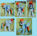::~Rainbow Dash Plushy 1 ~::