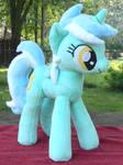 ::~Lyra Plush~::