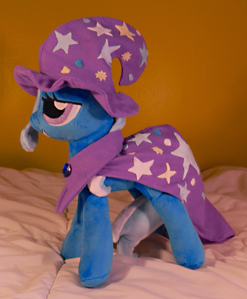 ::-The Great and Powerful, Trixie-:: by Soft-Sensations