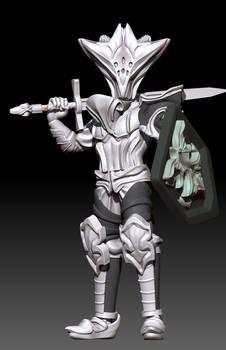Knight (companion)