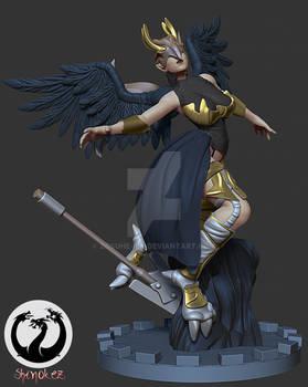 Harpy -Kickstarter model