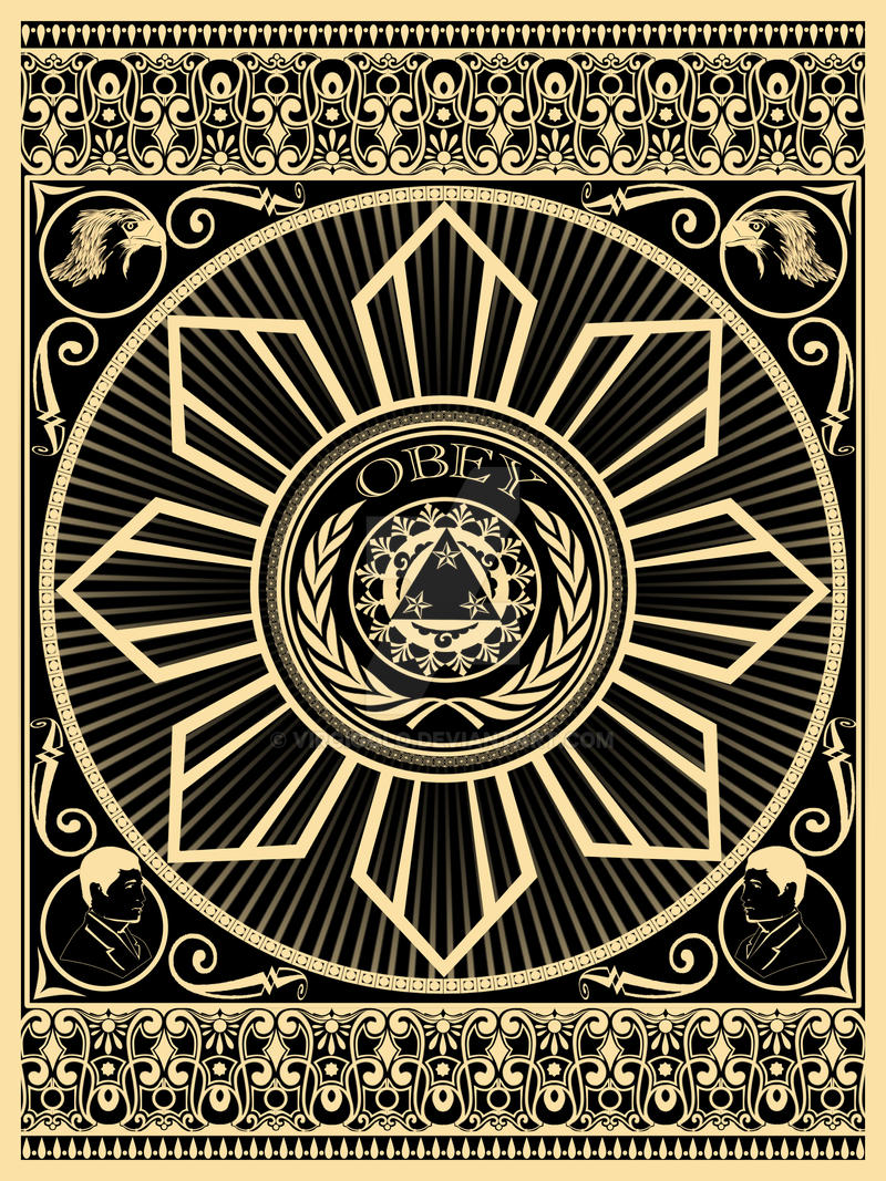 Obey Philippines Design by Virgigolo on DeviantArt