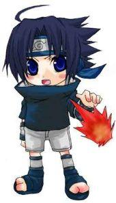Sasuke by RubinaUchiha