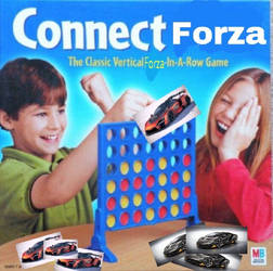 Connect Forza (FH4 Meme) by JimmyLetzPlayz
