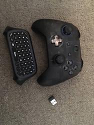 My new Xbox controller by JimmyLetzPlayz