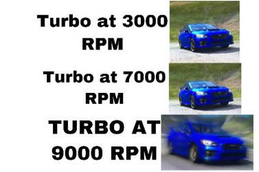 Turbocharger lag (FH4 Meme) by JimmyLetzPlayz