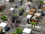 City scene for GearHead RPG by posfan12