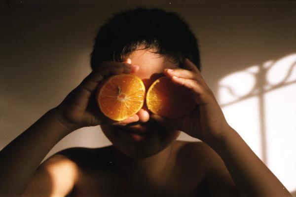 oranges eyes