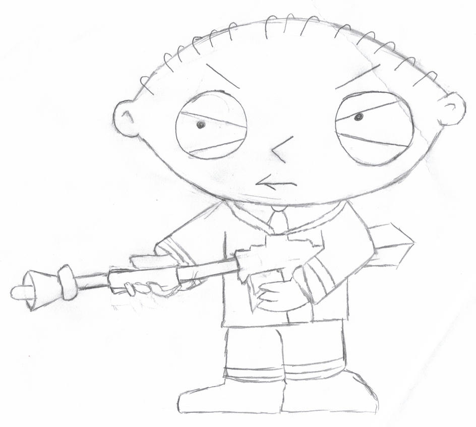Gangster Stewie Griffin Coloring Pages Coloring Pages Stewie Coloring Pages