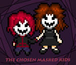 The Chosen Masked Kids by SiddyTopaz