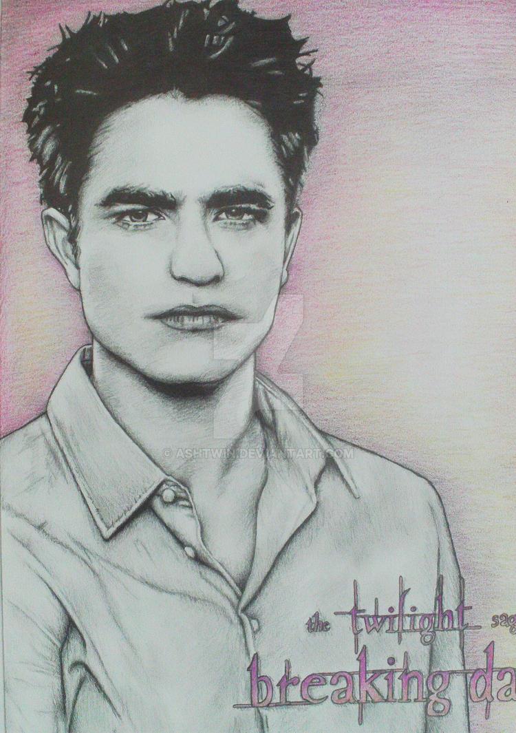 Breaking Dawn Edward Cullen By Ashtwin On Deviantart