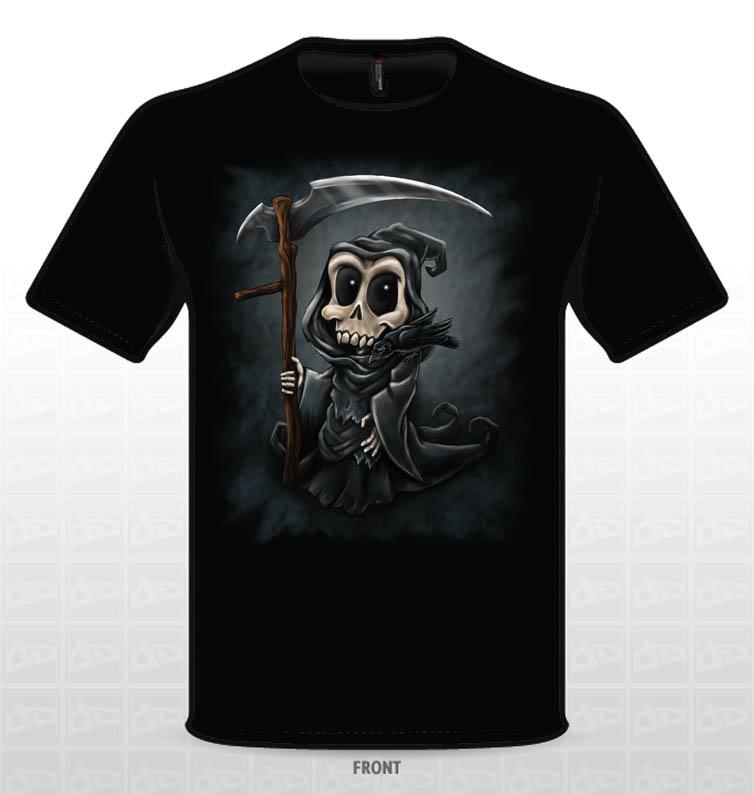 Little reaper by cdukino