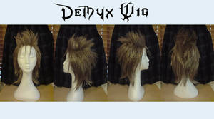 Wig: Demyx - KHII